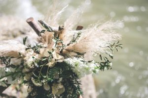 Shooting salon du mariage muret Mariage nature