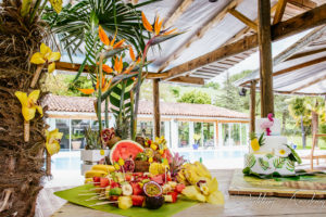 Bridal paty Ananas beach
