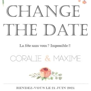 Change The Date